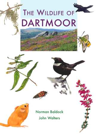 The Wildlife of Dartmoor Cover
